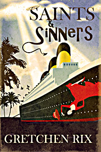 SAINTS & SINNERS is available as a single story or as part of the TWISTED RIXTER collection