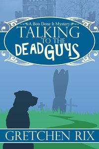 A sequel will be out this year. Tea With A Dead Gal.