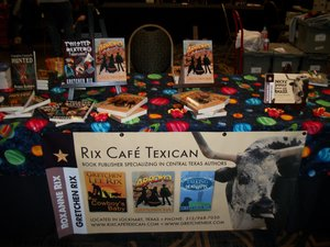Rix Cafe Texican banner